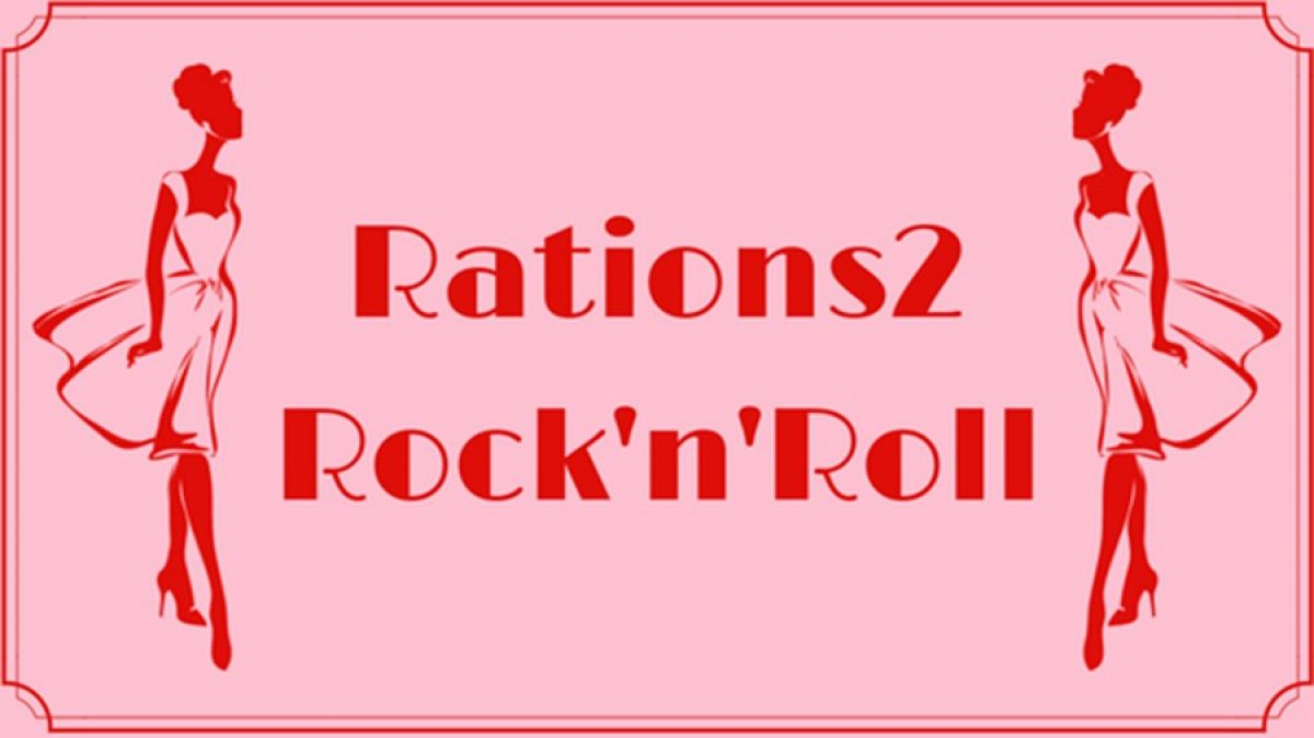 "Rations2 Rock ""n"" Roll"
